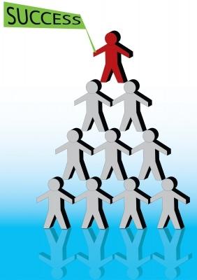 teamwork pyramid nongpimmy freedigitalphotos