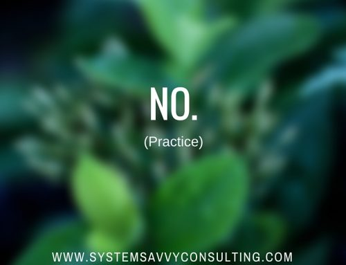 "When Does ""Yes"" Mean ""No""?"