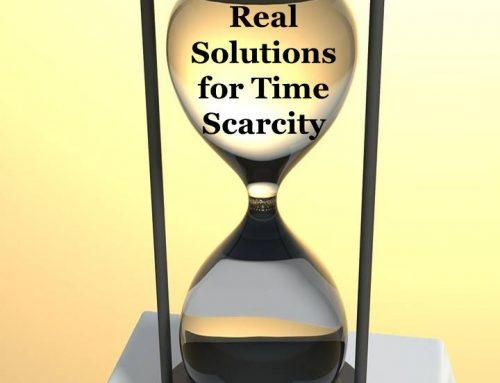 Real Solutions for Time Scarcity
